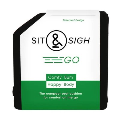 Sit and Sigh GO folding cushion-front