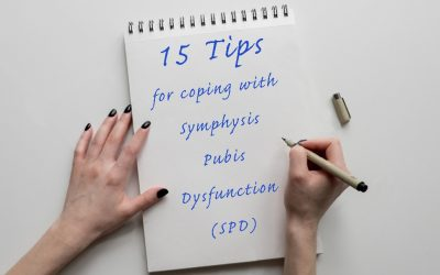 15 Tips for Coping with Symphysis Pubis Dysfunction