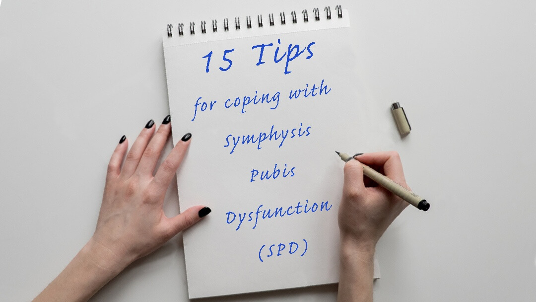 15 tips for coping with SPD pain