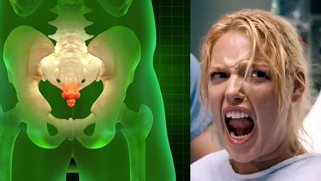 Part One: Has Pregnancy Broken My Tailbone?