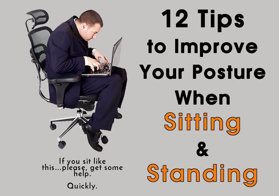 12 Tips for Better Posture